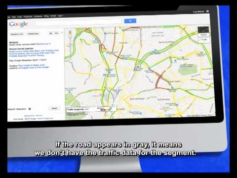 09b257f517b6 Google Maps Traffic   Transit - YouTube