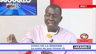 Dr Aloyse Diouf :