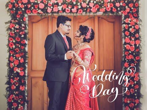 Nagercoil Christian Wedding Highlights | { Vardhini + Sunil} | Knotty Tales by VikhyathMedia