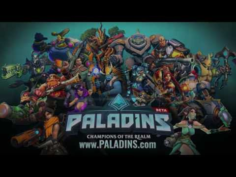 how to download paladins battleground beta
