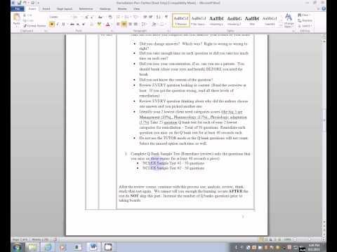 Nursing Seminars Overview