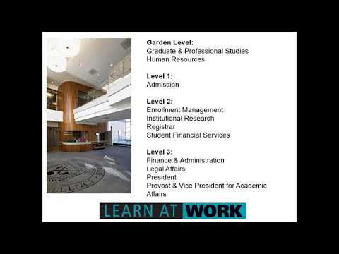 Re-evalutation of a LEED Platinum Building - Learn at WORK -