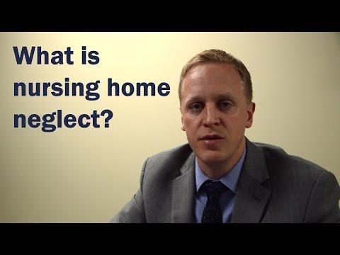What is Nursing Home Neglect? Delaware lawyer Sean Gambogi Explains