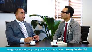 ABC Podcast Espresso Talk Episode 1: Edmar Amaya