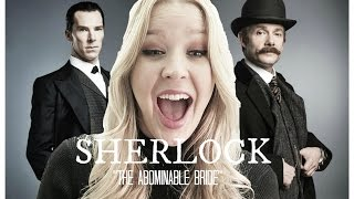 "SHERLOCK ""THE ABOMINABLE BRIDE"" REACTION"