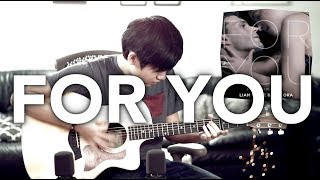 Download Lagu Liam Payne, Rita Ora - For You (Fifty Shades Freed) Fingerstyle Guitar Cover Mp3