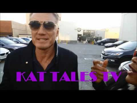 Dolph Lundgren Chats with KAT 12/03/16