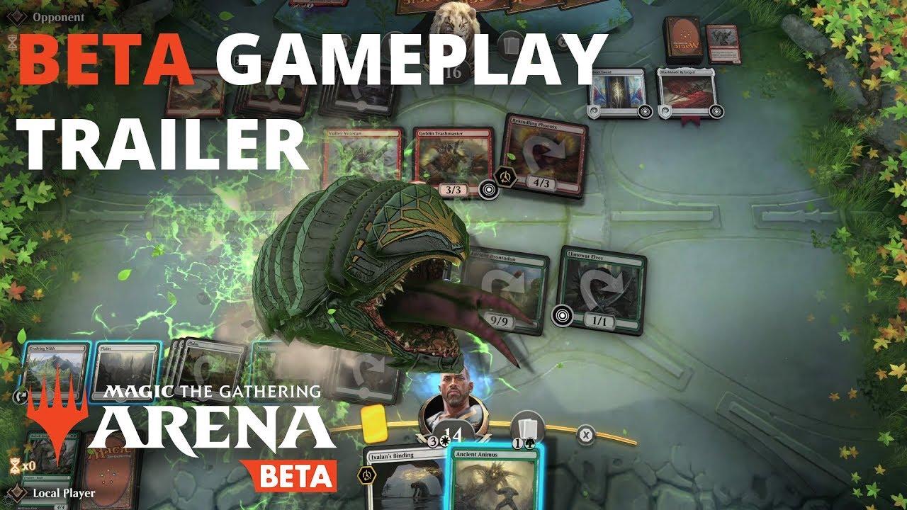 Magic The Gathering Arena Beta Launch | Rock Paper Shotgun