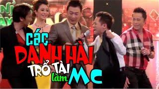 NHỮNG  DANH HÀI TRỔ TÀI LÀM MC | Vân Sơn, Bảo Chung, Quang Minh , Minh Nhí , Hửu Nghĩa &  Lê Huỳnh