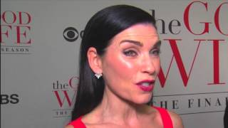 The Good Wife Finale Party Red Carpet!