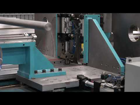 Samco Machinery Box Shelf Rollforming Line
