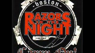 Razors In The Night - Carry On!