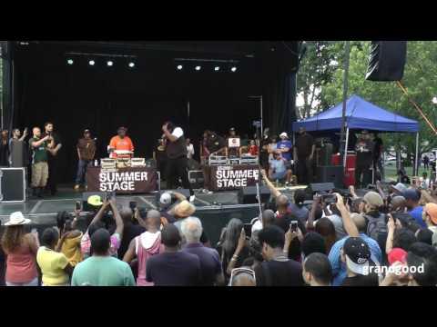 KRS-One, Live @ Coffey Park (June 25, 2017)