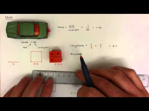 9 - Geometri - Skala