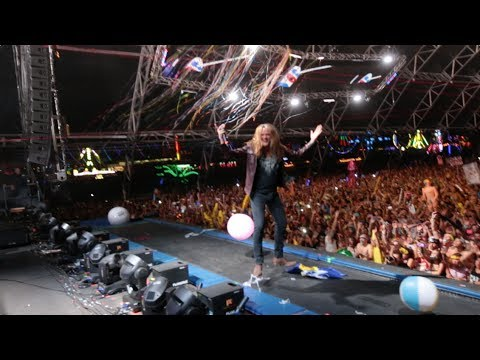Dada Life & Sebastian Bach at EDC Vegas 'Born To Rage'