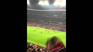 23.04.2013 FC Bayern - FC Barcelona 1:0 Müller LIVE Champions League