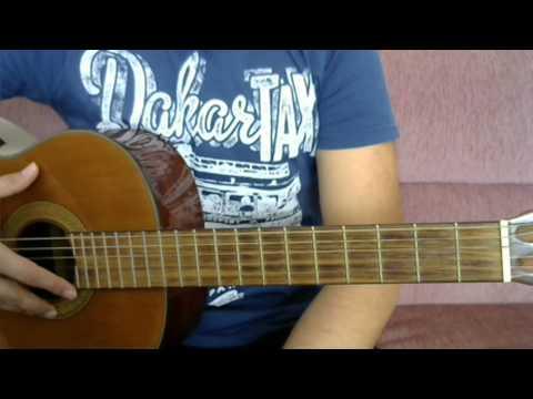 Gitar Dersi - Pera Sensiz Ben