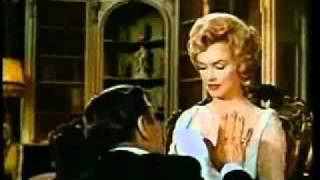"Marilyn Monroe """" The prince and the Showgirl """" Trailer 1957 !"