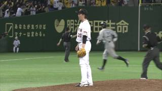 2010年04月13日 阪神 タイガース 8回 桜井3号逆転3ラン・マートン3号ソ...