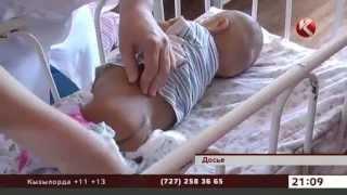 Малыша, который жил на привязи, отправят в дом малютки