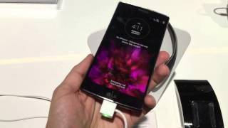 LG G Flex 2: очень мощный смартфон с изогнутым экраном