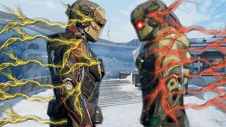 The Flash, Arrow, Firestorm vs Reverse Flash (Black Ops 3 The Flash Trolling - Finale)