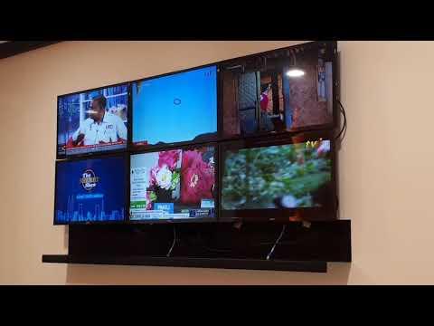 Inside MYTV Broadcasting Office Main Lobby