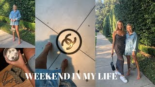 WEEKEND IN MY LIFE : Going home, shopping and visiting TCU and SMU