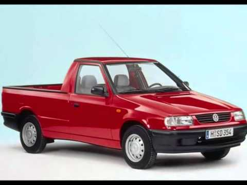 vw felicia caddy pick up ll youtube. Black Bedroom Furniture Sets. Home Design Ideas