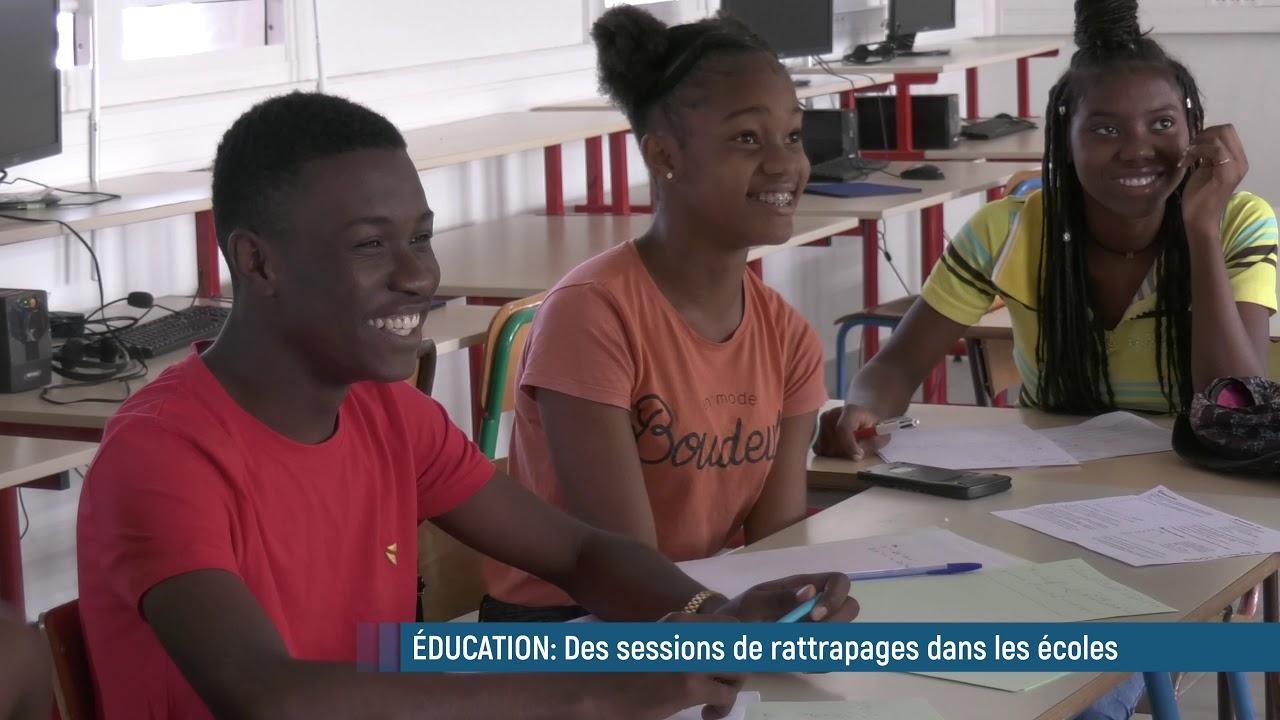 Éducation: des sessions de rattrapage dans les écoles suite au mouvement de grève