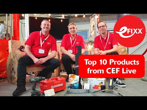 The 10 Best Innovations At CEF Live 2019