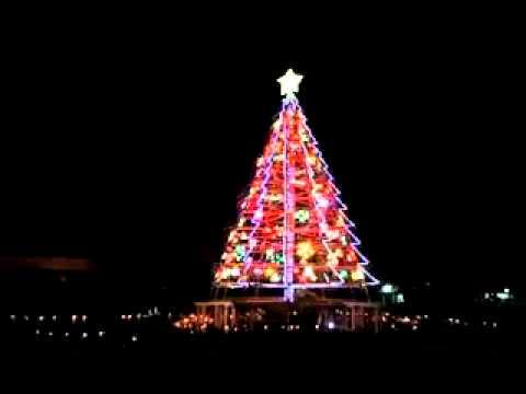 Lighting of Christmas tree 2012@ Alcantara Romblon
