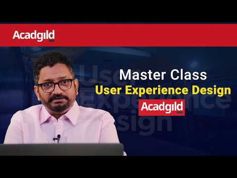 Introduction to UX Design Course 2018 | Fundamentals of UX Design | User Experience Course