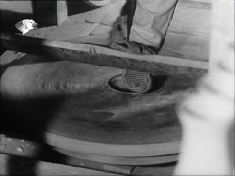 Meissen Porcelain Documentary 1969