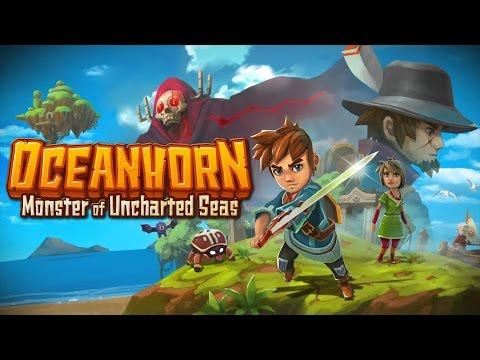 Oceanhorn No PS Vita: Sensacional!