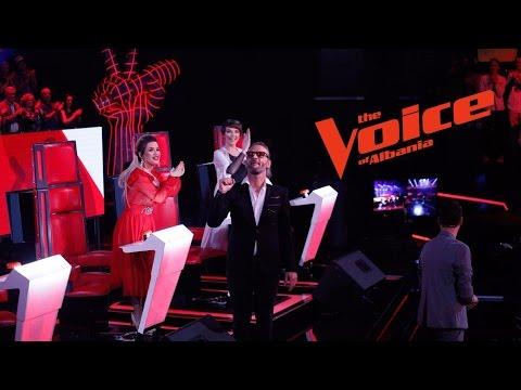 Momente Argëtuese, Nata e Parë Live, The Voice of Albania 6