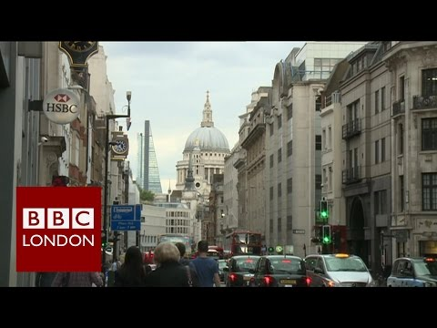 Fleet Street: Last journalists leave – BBC London