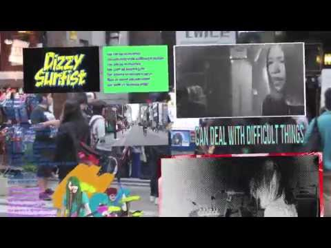 "Dizzy Sunfist ""SUPER HERO"" Official Music Video"""