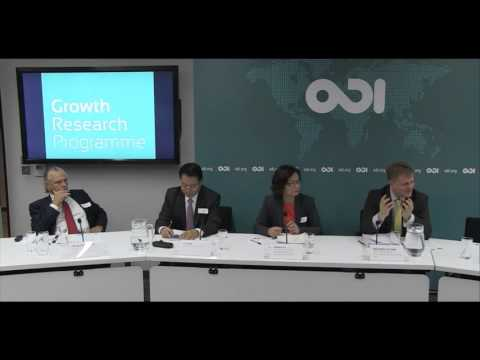 The diffusion of innovation in low-income countries - Panel 1