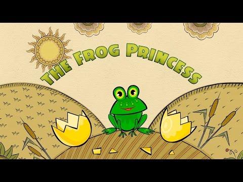 Masha`s Tales - The Frog Princess