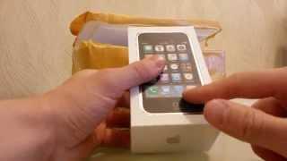Посылка № 16. Стрёмные чехлы и белые iPhone 3GS 16GB от 2го магазина. AliExpress. Китай.(, 2014-11-09T18:20:51.000Z)