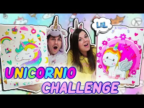 UNICORNIO challenge SUPER FIESTA DE UNICORNIO KAWAII UNICORN CHALLENGE