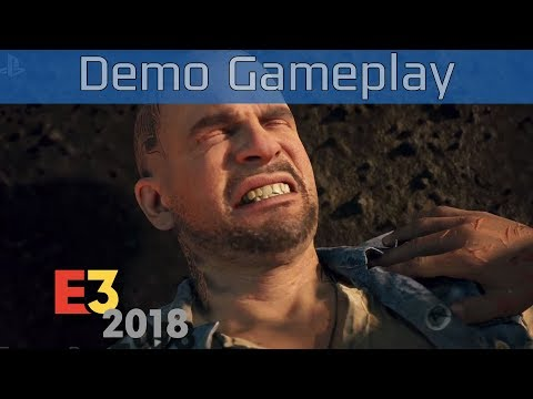 Days Gone - E3 2018 Extended Demo Gameplay [HD]