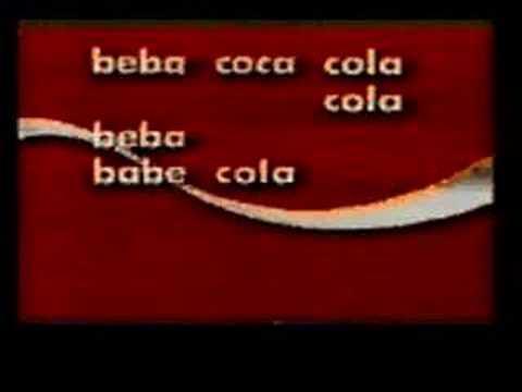 Beba coca cola