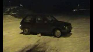Wrecking my car