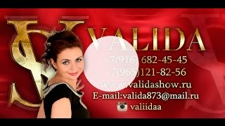Valida ведущая, певица, Москва.(, 2015-11-17T10:03:51.000Z)