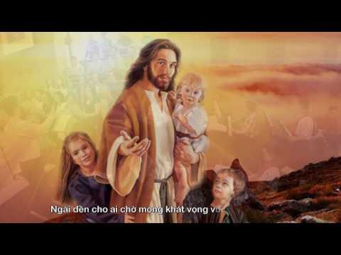 Cho Con Thấy Chúa - Ca đoàn Ngôi Ba