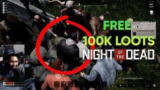 Rusuh Dapat Sembako - Night Of The Dead