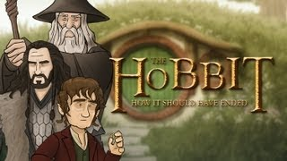 Repeat youtube video How The Hobbit Should Have Ended