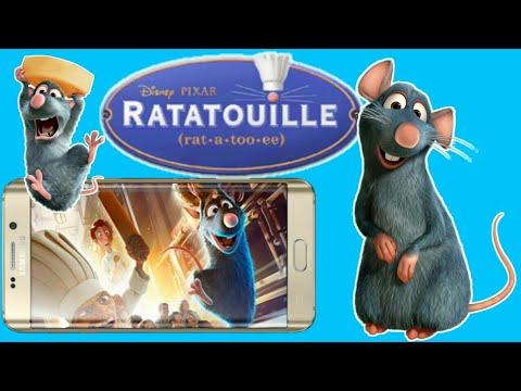 Ratatouille скачать 0. 61 на psp.